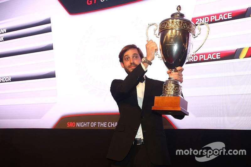 2016 equipos, Belgian Audi Club Team WRT, segundo lugar