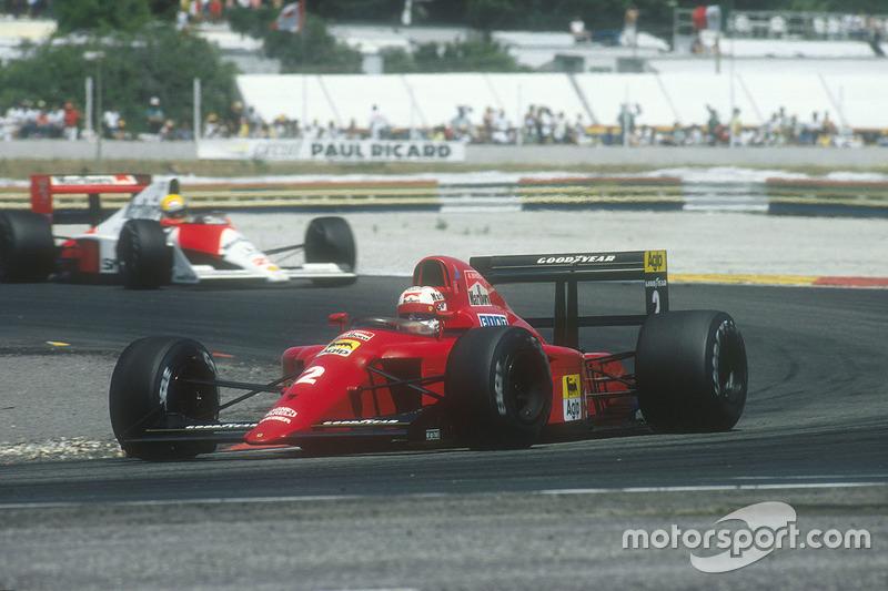 #8: Ferrari 641 von 1990