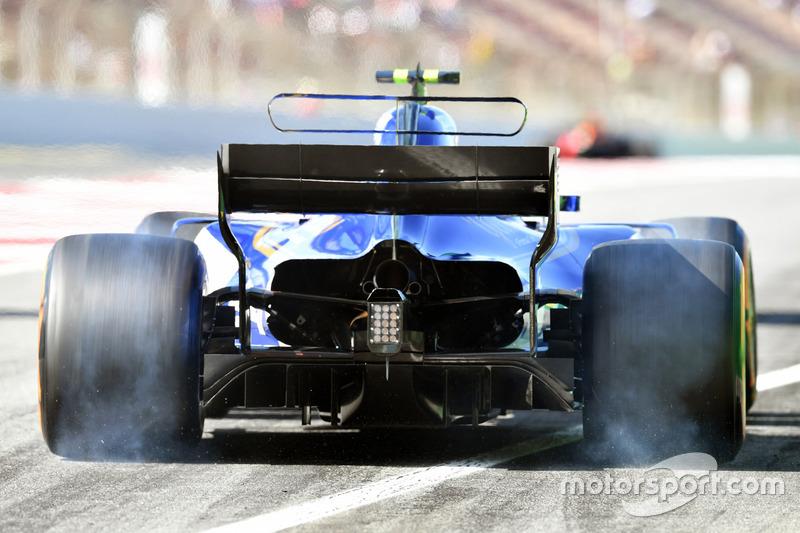 Sauber C36 de Pascal Wehrlein