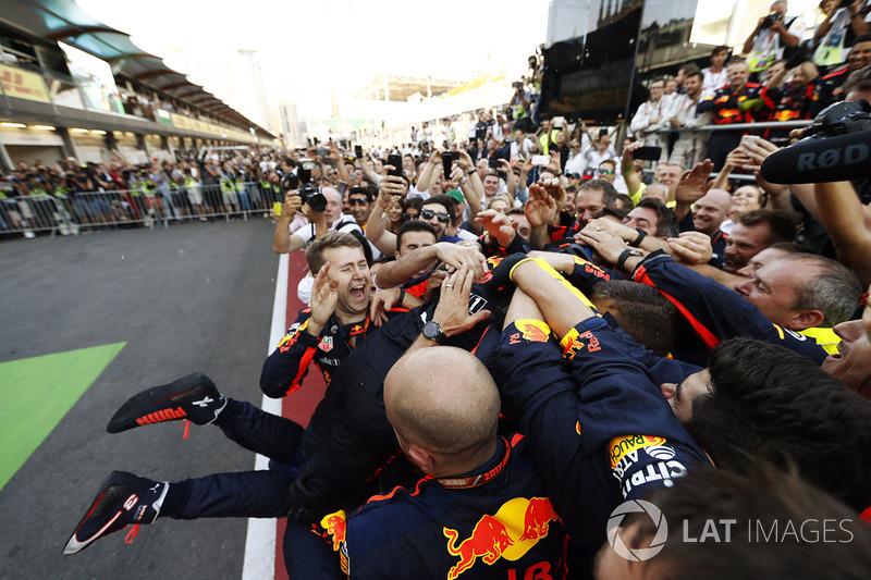 Гран Прі Азербайджану. Даніель Ріккардо, Red Bull Racing