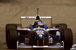 Damon Hill, Williams FW18 Renault