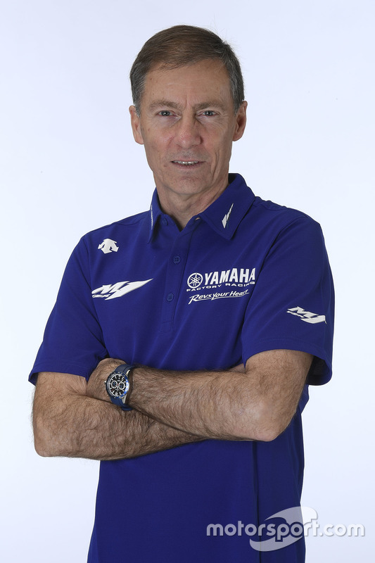 Lin Jarvis, Yamaha Factory Racing, Renndirektor