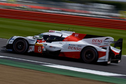 №8 Toyota Gazoo Racing Toyota TS050 Hybrid: Энтони Дэвидсон, Себастьен Буэми, Казуки Накаджима