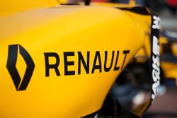 Tapa de motor de Renault Sport F1 Team RS16