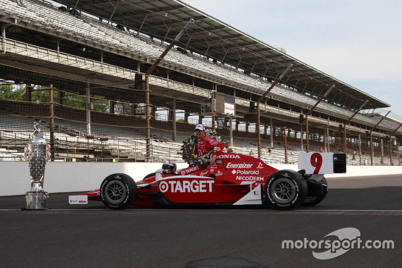 2008 - Scott Dixon, Dallara/Honda