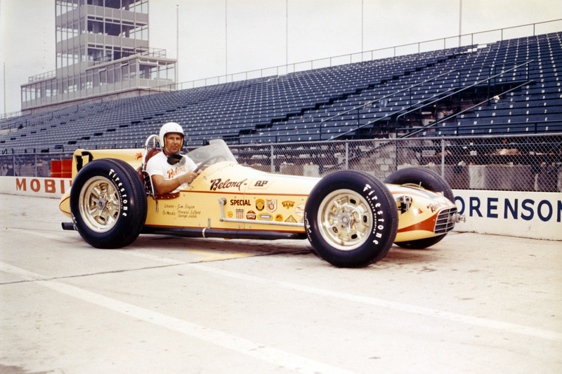 Jimmy Bryan (Epperly) - Indy 500 1958