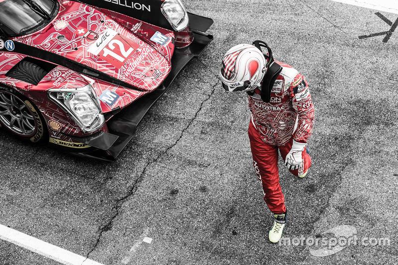 #12 睿栢琳R-One赛车,车手:尼古拉斯·普罗斯特,尼克·海菲尔德,尼尔森·皮盖特