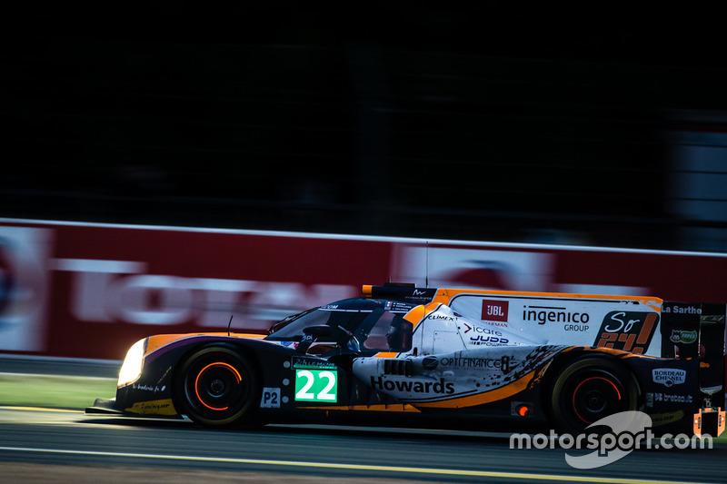 32e: #22 SO24! By Lombard Racing Ligier JS P2 Judd: Vincent Capillaire, Erik Maris, Jonathan Coleman