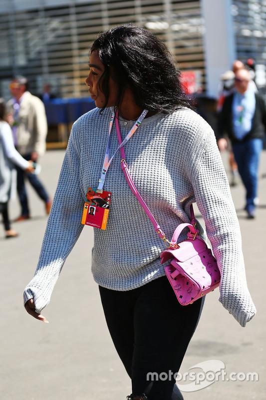 سيرينا ويليامز، لاعبة تنس