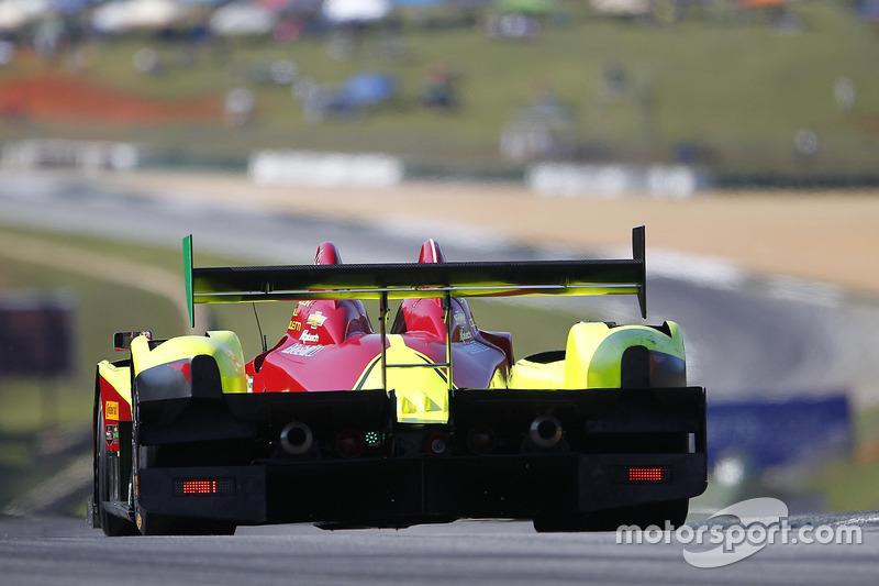 #7 Starworks Motorsports, ORECA FLM09: James Dayson, Quinlan Lall, Stefano Coletti