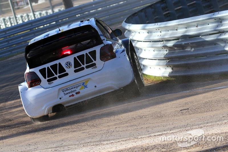 Johan Kristoffersson, Volkswagen Team Schweden