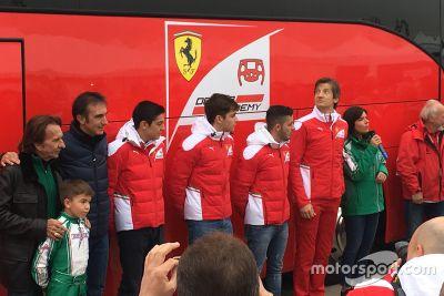 Ferrari Versenyzői Akadémia, Tony Kart