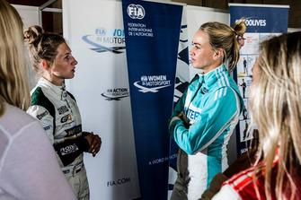 FIA Women Drivers Assessment Programme - Carmen Jorda