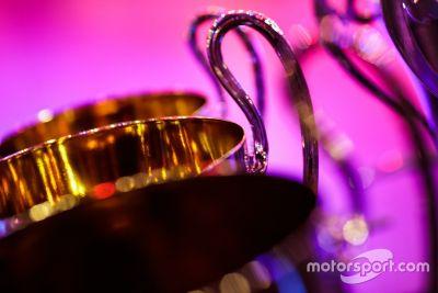 F2 and GP3 Series Awards