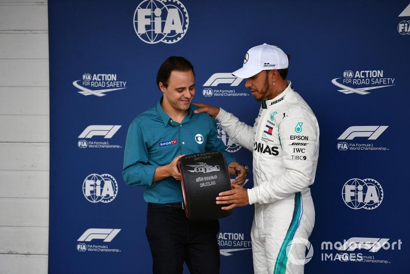 Феліпе Масса, Льюіс Хемілтон, Mercedes AMG F1