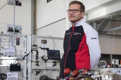 Porsche 919 workshop
