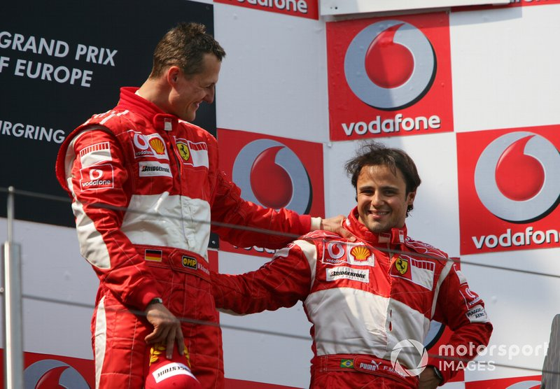 86勝目:2006年ヨーロッパGP