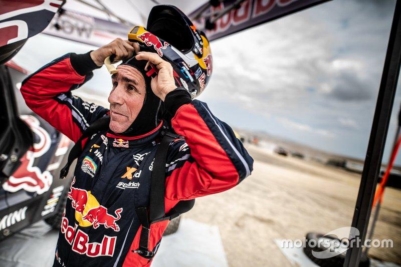 #304 X-Raid Mini JCW Team: Stéphane Peterhansel
