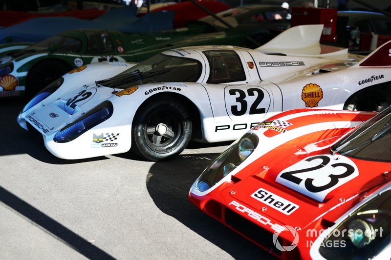 Porsche 917 at the Goodwood Festival of Speed