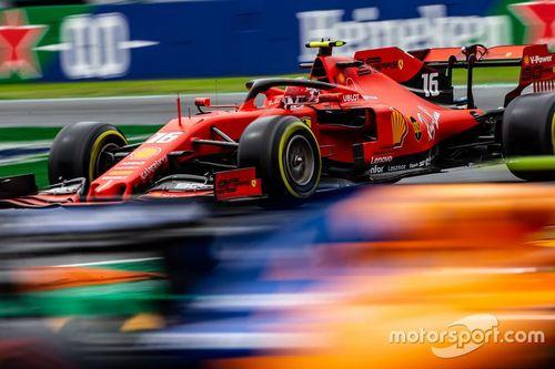 LIVE F1 - Le GP d'Italie en direct