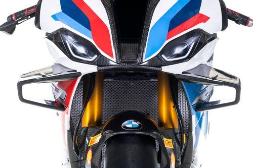 Presentazione della BMW World Superbike