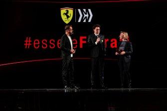 Mattia Binotto, director de Ferrari Team