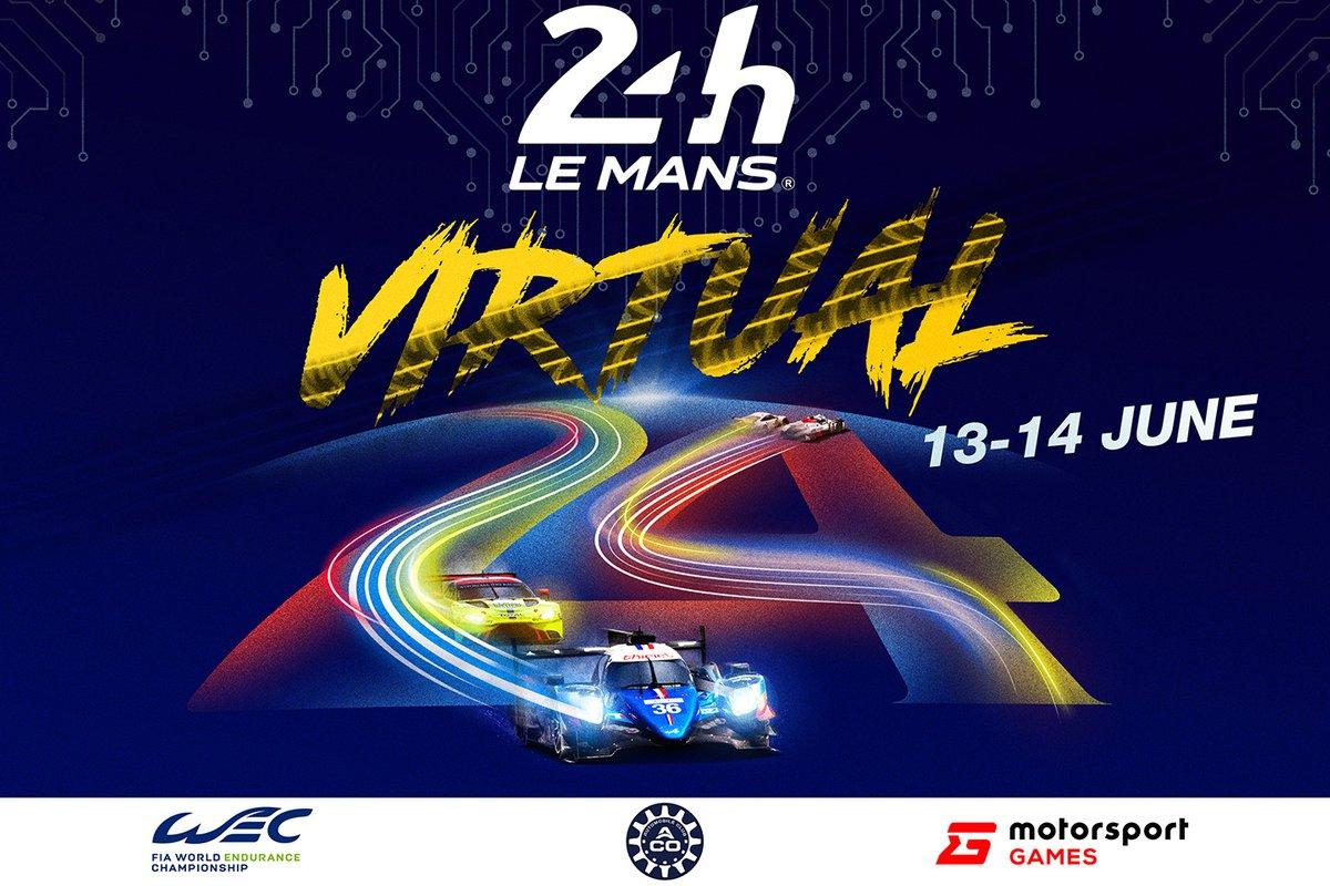 Virtuele Le Mans-teaser