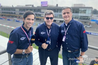 F1 TV Commentators