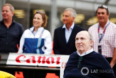 Les 40 ans de Williams