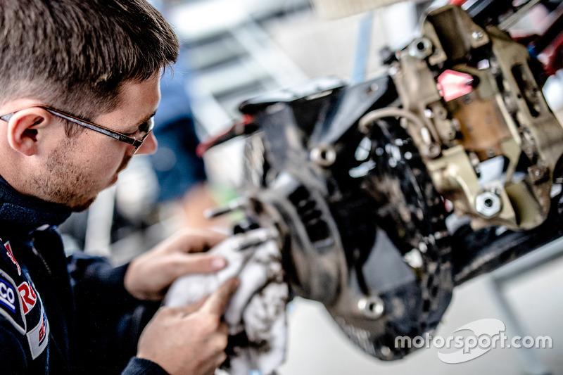 Teammitglied: Peugeot Sport