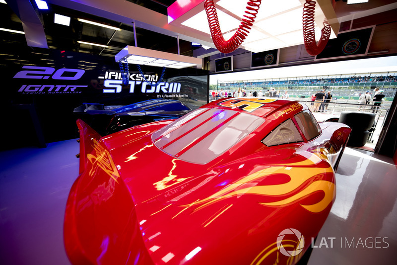 Autos aus dem Film Cars 3