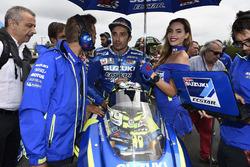 Андреа Янноне, Team Suzuki MotoGP