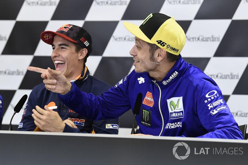 Press conference: Valentino Rossi, Yamaha Factory Racing