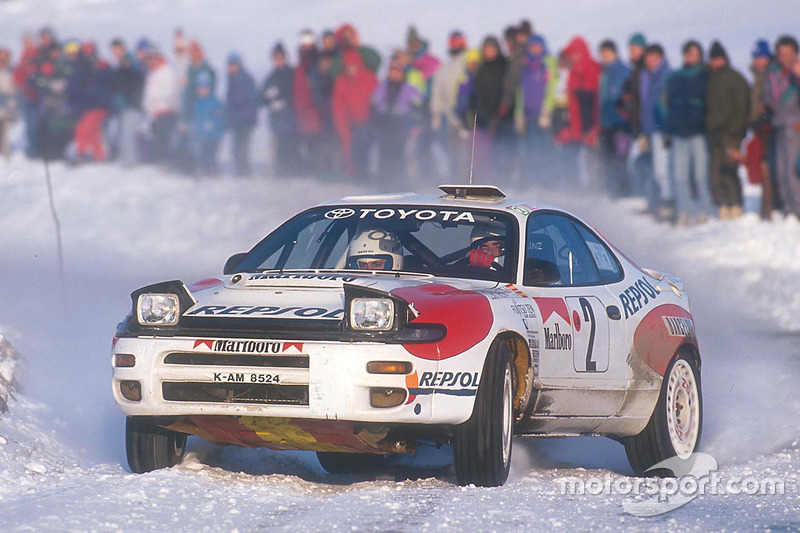 "<img class=""ms-flag-img ms-flag-img_s1"" title=""Spain"" src=""https://cdn-1.motorsport.com/static/img/cf/es-3.svg"" alt=""Spain"" width=""32"" /> Carlos Sainz, Champion du monde WRC 1990 et 1992"