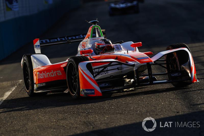 Mahindra Racing (Formula E New York ePrix)