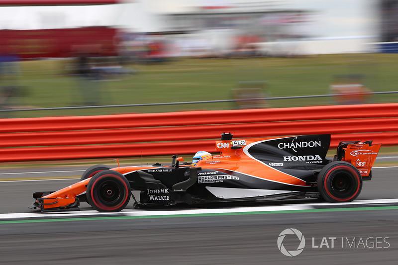12 місце — Фернандо Алонсо, McLaren — 38