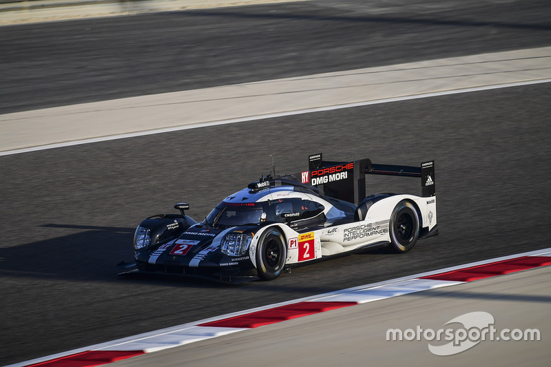 3. LMP1: #2 Porsche Team, Porsche 919 Hybrid: Romain Dumas, Neel Jani, Marc Lieb