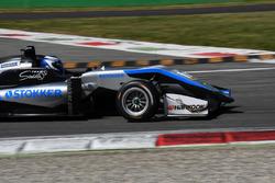 Ralf Aron, Hitech Grand Prix, Dallara F317 – Mercedes-Benz