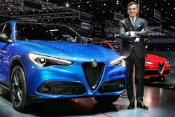 Fabrizio Curci, Alfa Romeo