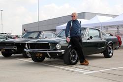 Steve McQueen y el Mustang Bullitt