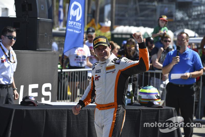 Ganador, Alvaro Parente, K-Pax Racing