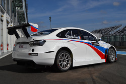 The car of Yann Ehrlacher, RC Motorsport Lada Vesta