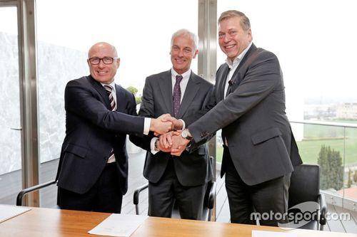 Tata Volkswagen ortaklığı