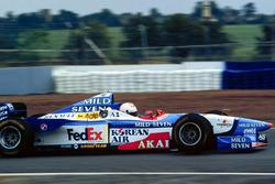 Martin Brundle, Benetton B197