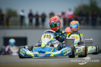 CIK-FIA European Championship, этап 4