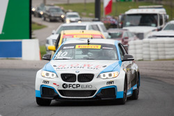 #80 Rooster Hall Racing BMW M235iR: Anthony Magagnoli