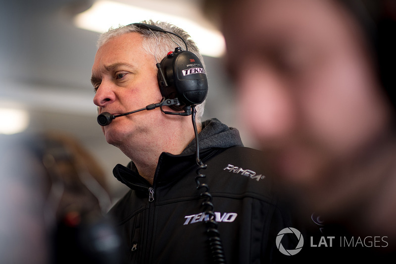 Adrian Burgess, Tekno Autosports Holden