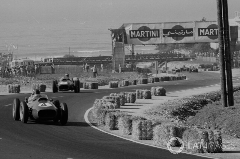 Phil Hill, Ferrari, Mike Hawthorn, Ferrari