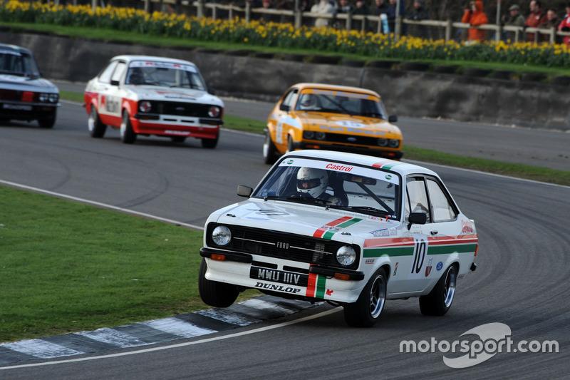 Gerry Marshall Sprint; Kerry Michael, Escort