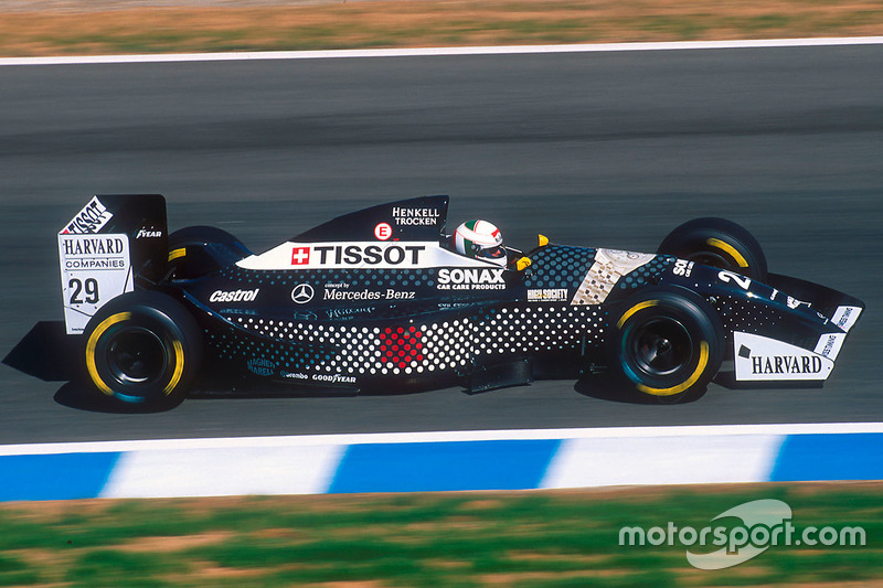 1994: Sauber-Mercedes C13